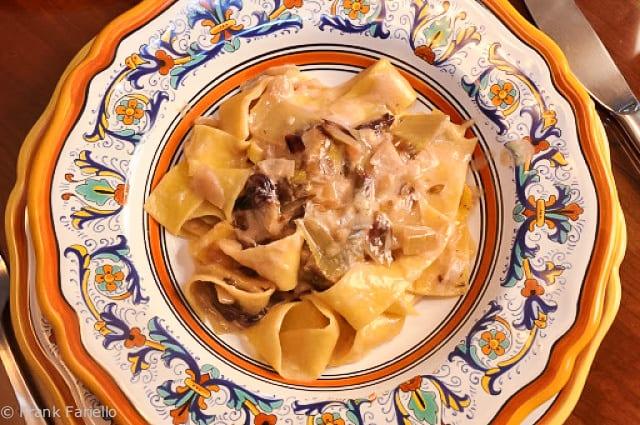 Pasticcio (plated)