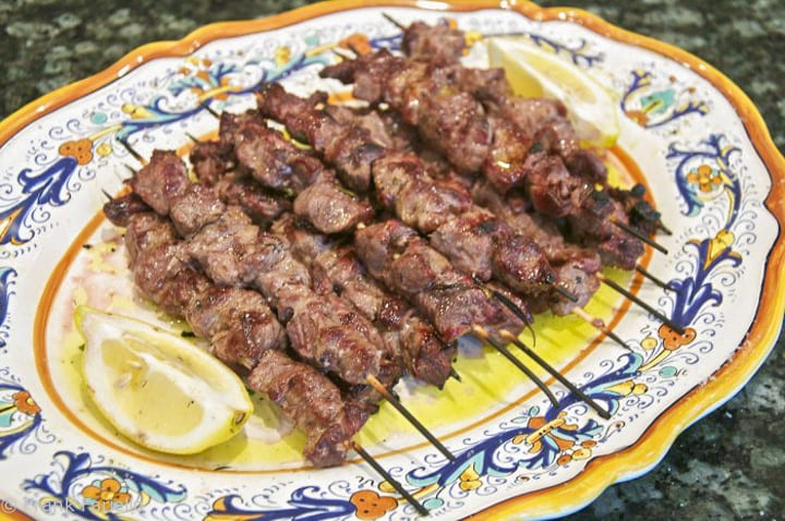 Arrosticini (Spiedino)