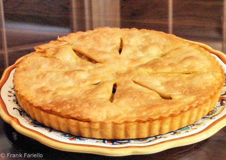 Puglian Onion Pie