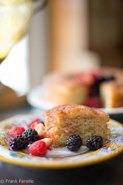 Babà al rum (Neapolitan Rum Cake)