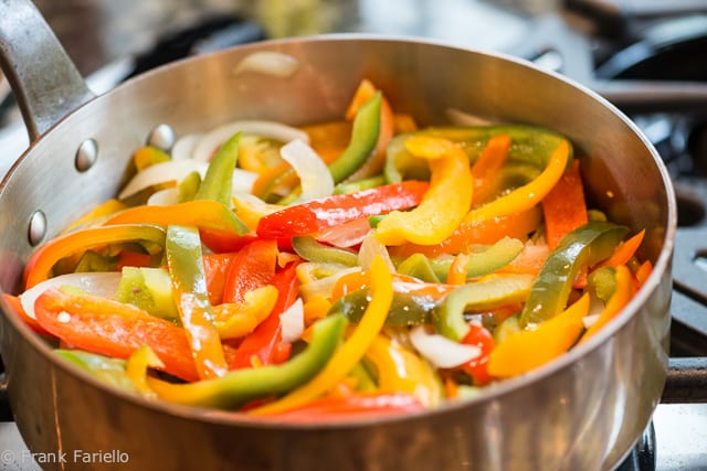 Peperonata-3 (Fried Peppers)