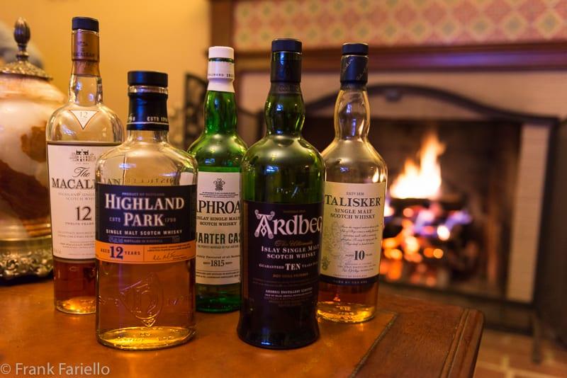 The Digestivo: Single Malt Scotch