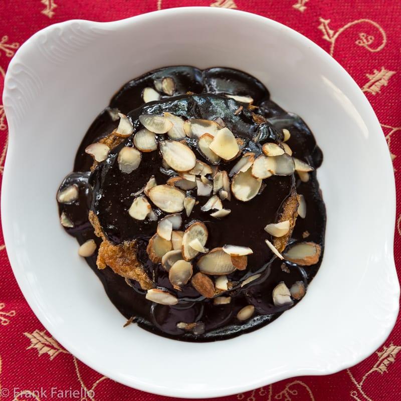 Melanzane al cioccolato (Chocolate Eggplant)