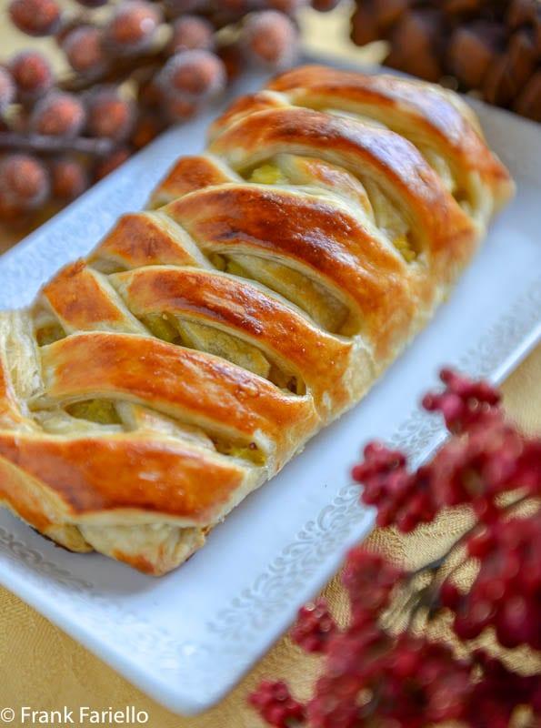 Salmone in crosta (Salmon en croute)