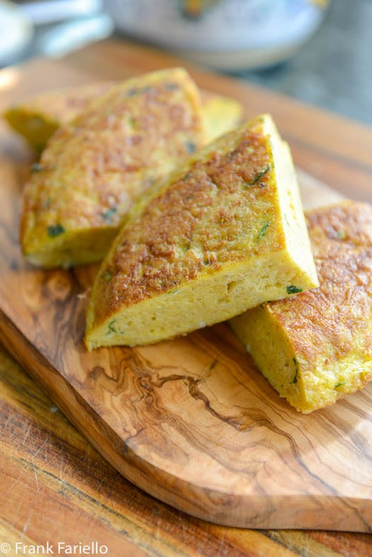 Frittata di pane (Bread Frittata)
