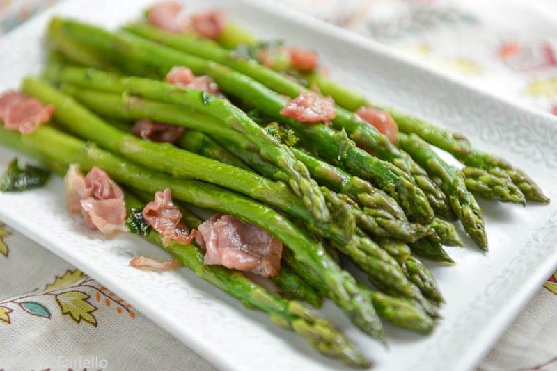 Asparagi in cassruola (Cavalcanti's Sautéed Asparagus)