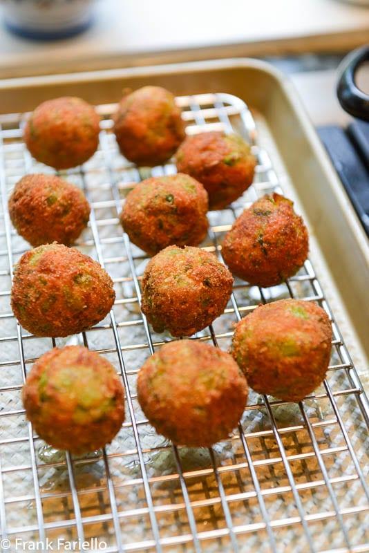 Polpette di sedano (Tuscan Celery Balls)