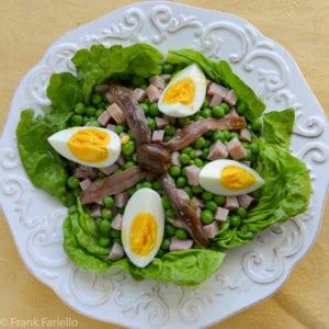 Romeo Salta's Easter Salad